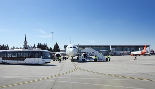 Аеропорт Харкова став другим серед регіональних за пасажиропотоком