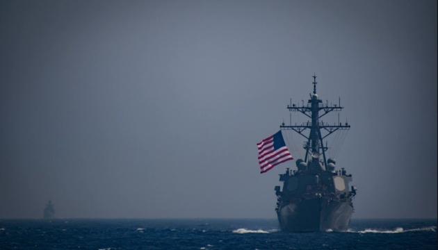 США после Sea Breeze остались в Черном море для участия в болгарских учениях