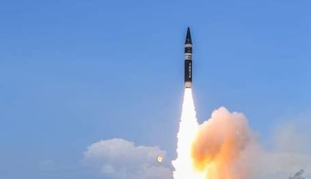 Індія випробувала ракету нового покоління, здатну нести ядерну боєголовку