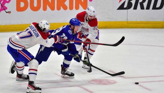 НХЛ: «Тампа-Бей» виграла у «Монреаля» в першому матчі фіналу Кубка Стенлі
