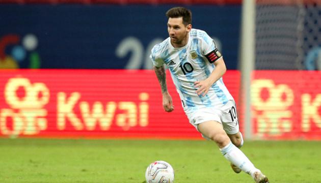 Дубль Мессі допоміг Аргентині розгромити Болівію на Кубку Америки
