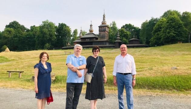 У Словаччині посол України відвідав Музей української культури