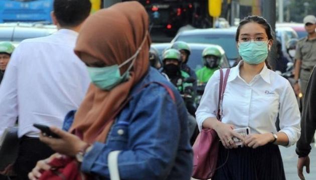 В Індонезії зафіксували рекордний показник смертності від COVID-19