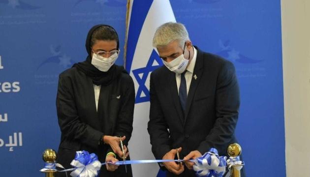 В ОАЕ відкрили посольство Ізраїлю