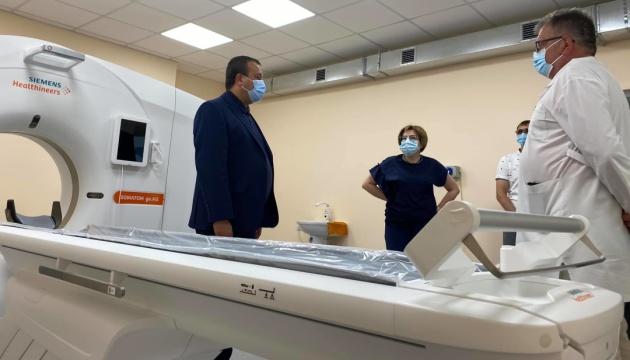 Голова Вінницької ОДА перевірив готовність об'єктів «Великого будівництва» у медичній сфері