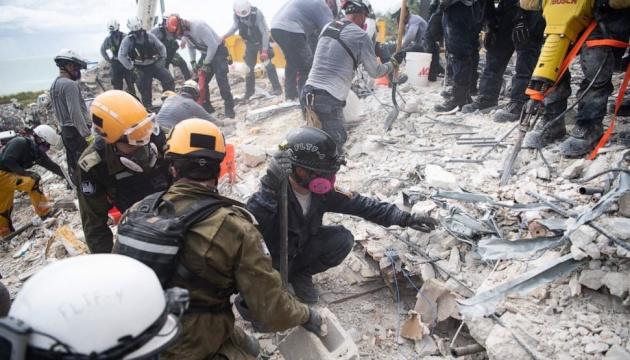 Спасатели нашли последнюю жертву обрушения дома в Майами