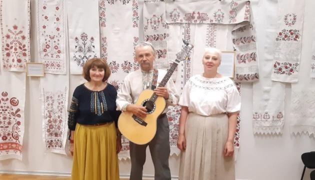 В Естонії відкрили етнографічну виставку з циклу заходів «Український дивосвіт»