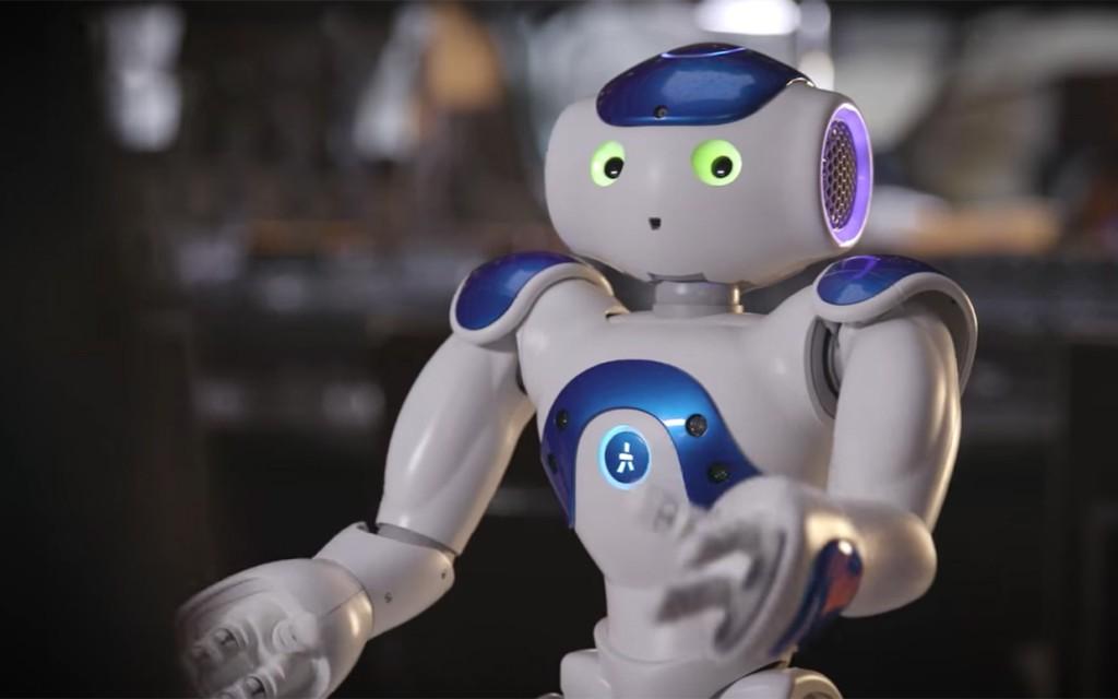 Робот Конні