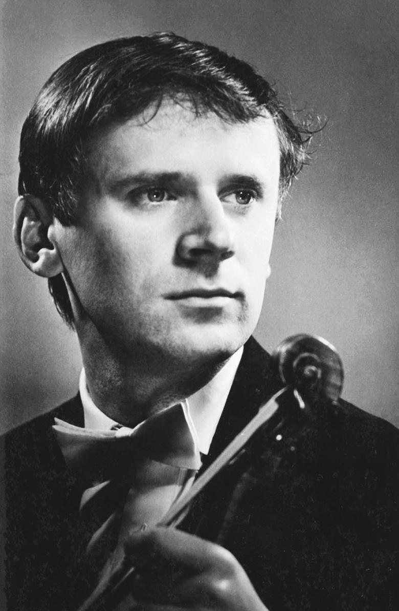 молодий скрипаль Богодар Которович
