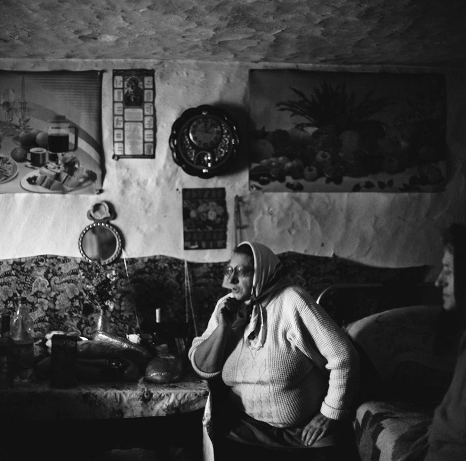 Калина Бряник. Кужбеї, 2008 рік / Фото Андрія Ленкевича