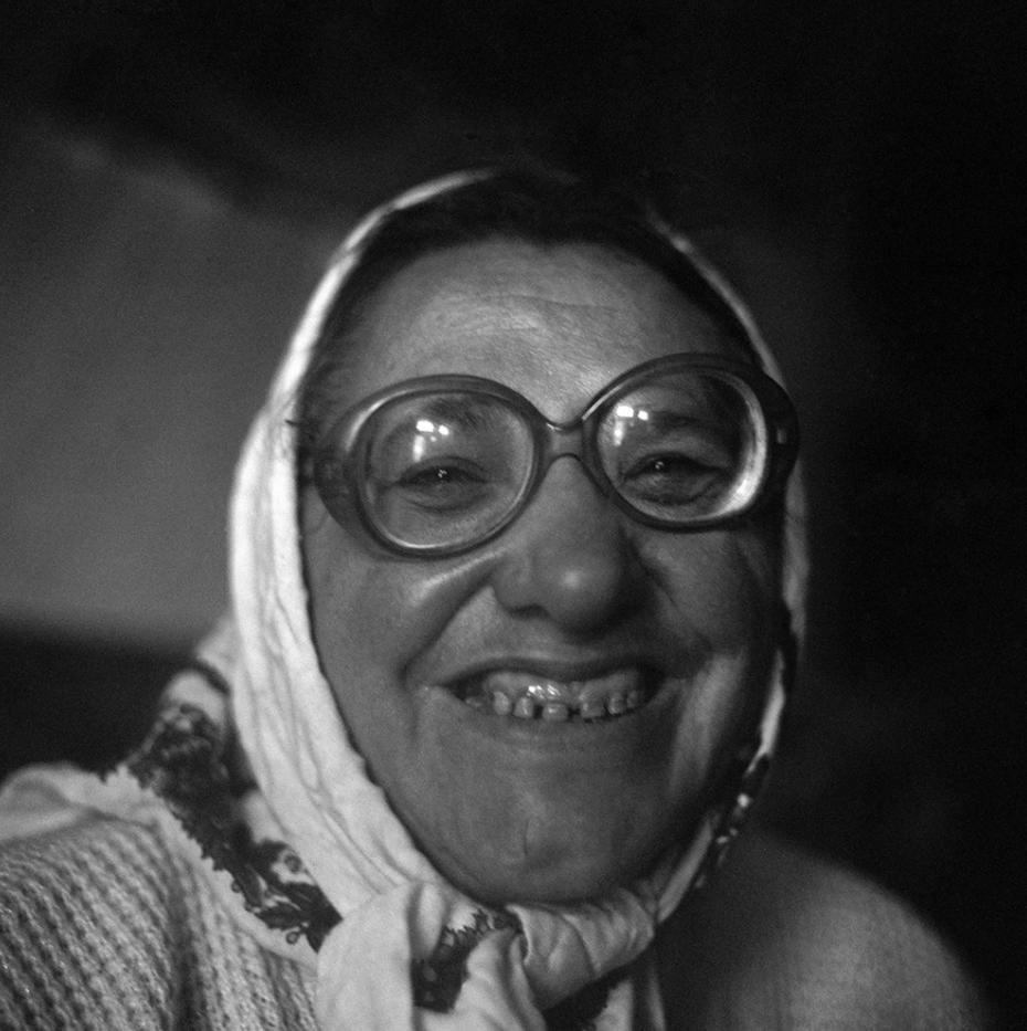 Калина Бряник.  Кужбеї, 2008 рік. Фото Андрія Ленкевича untitled.in.ua