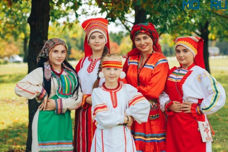 Мордва — фіно-угорський народ, який ділиться на два субетноси — ерзя та мокша