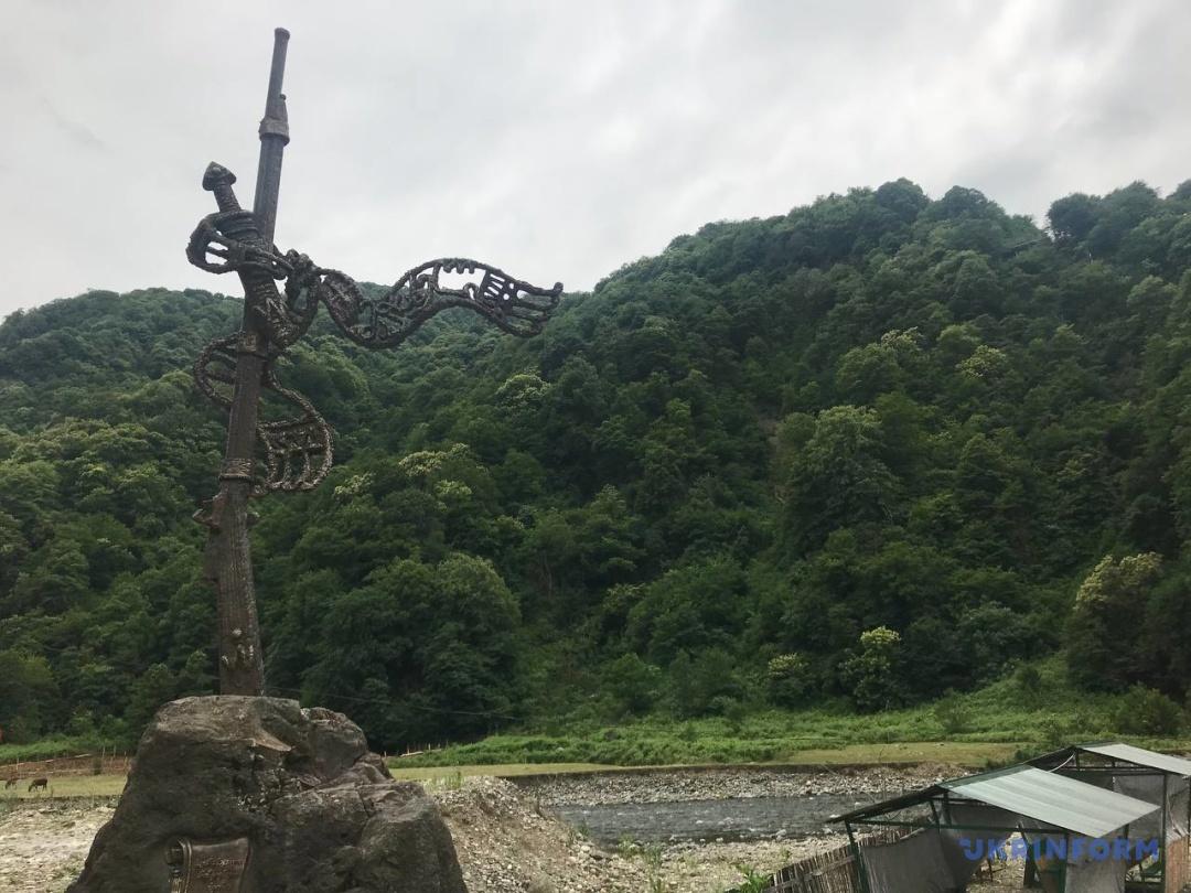Пам'ятник Мачахельській рушниці