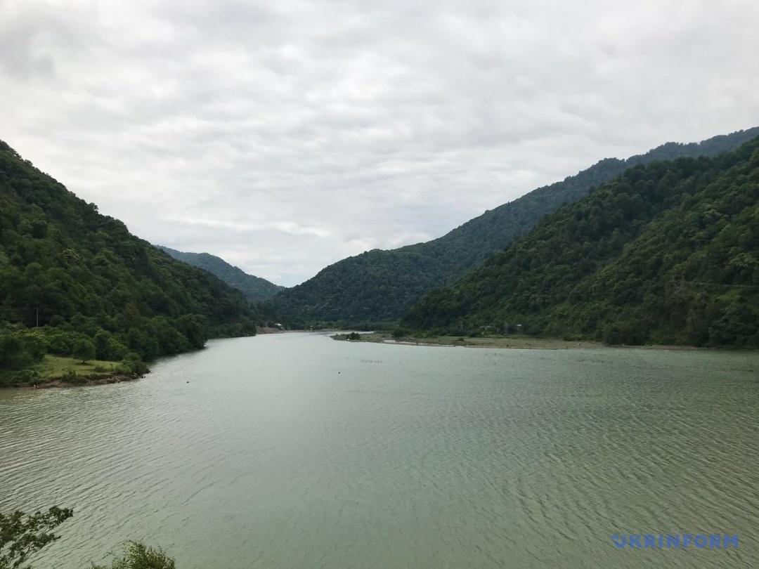 Злиття гірських річок