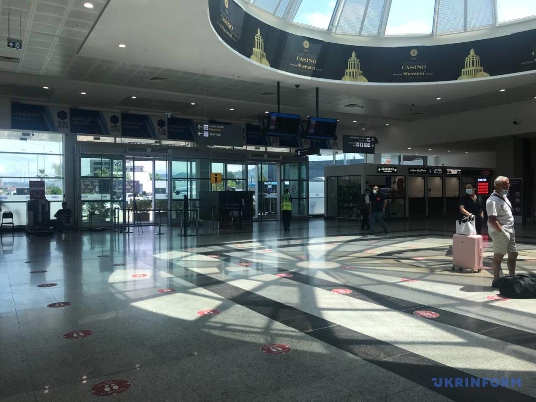 Аеропорт Батумі