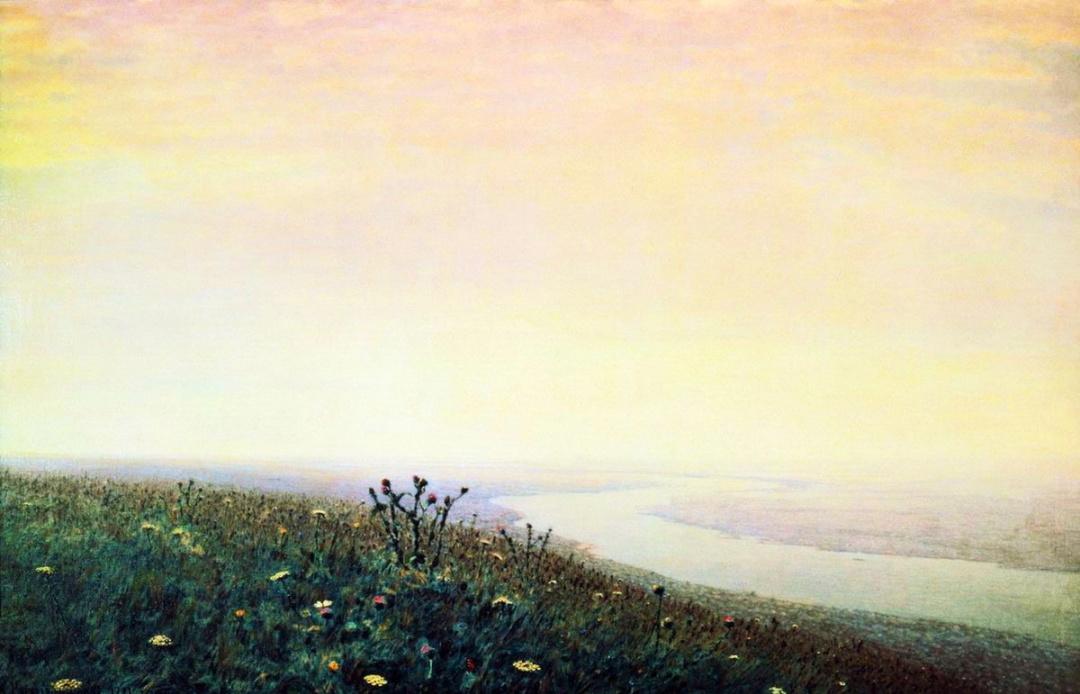 Дніпро зранку, 1881 р.