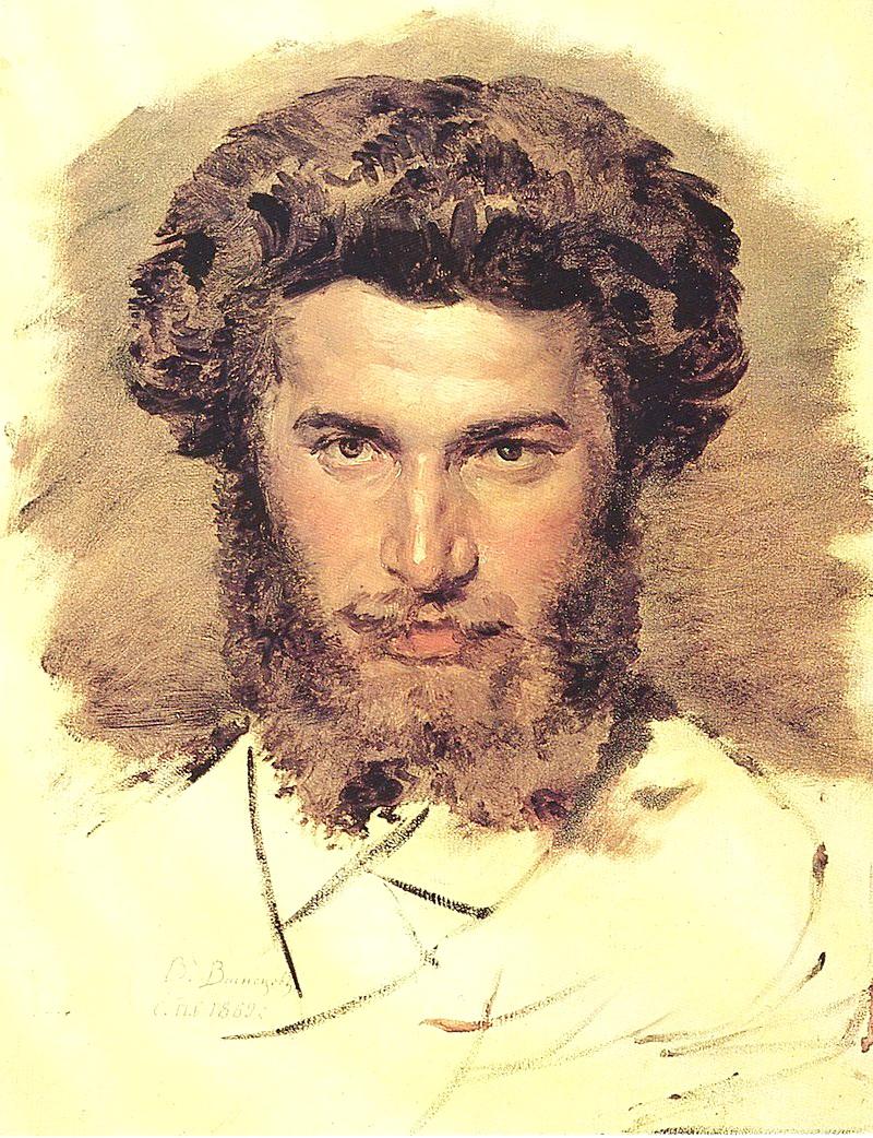 Василь Васнецов, художник Архип Куїнджи, 1869 р