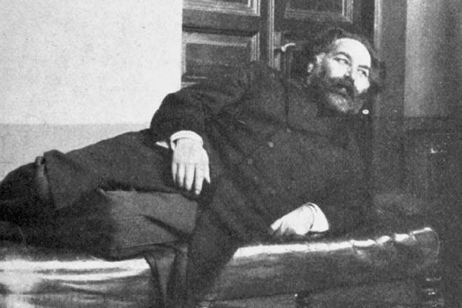 Архип Куїнджі на відпочинку