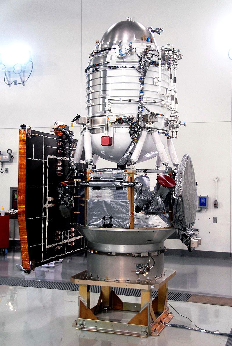 космічний телескоп WISE, запущений НАСА на навколоземну орбіту ще у 2009 р.