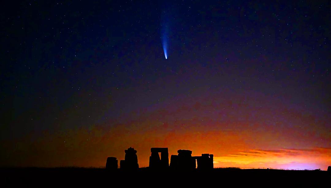 Звідки прилітають комети
