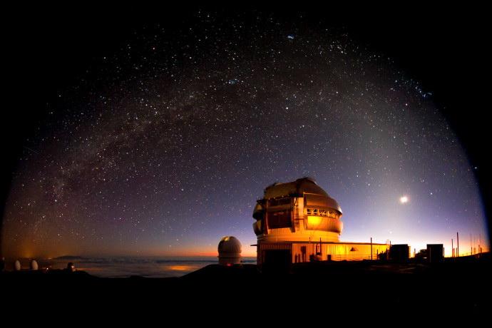досліджуючи зоряне небо