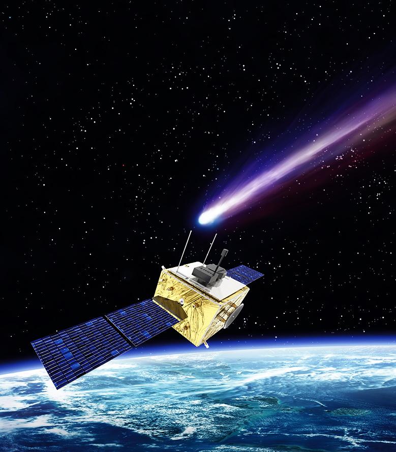 """Космічний апарат програми""""Перехоплювач комет"""" Європейського космічного агентства"""