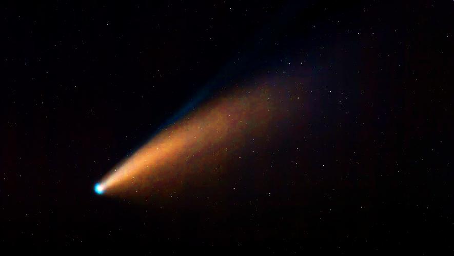 Вивчення комет, таких як C  2020 F3 Neowise, дозволяє вченим отримати уявлення про те, з чого зроблені об'єкти в Хмарі Оорта