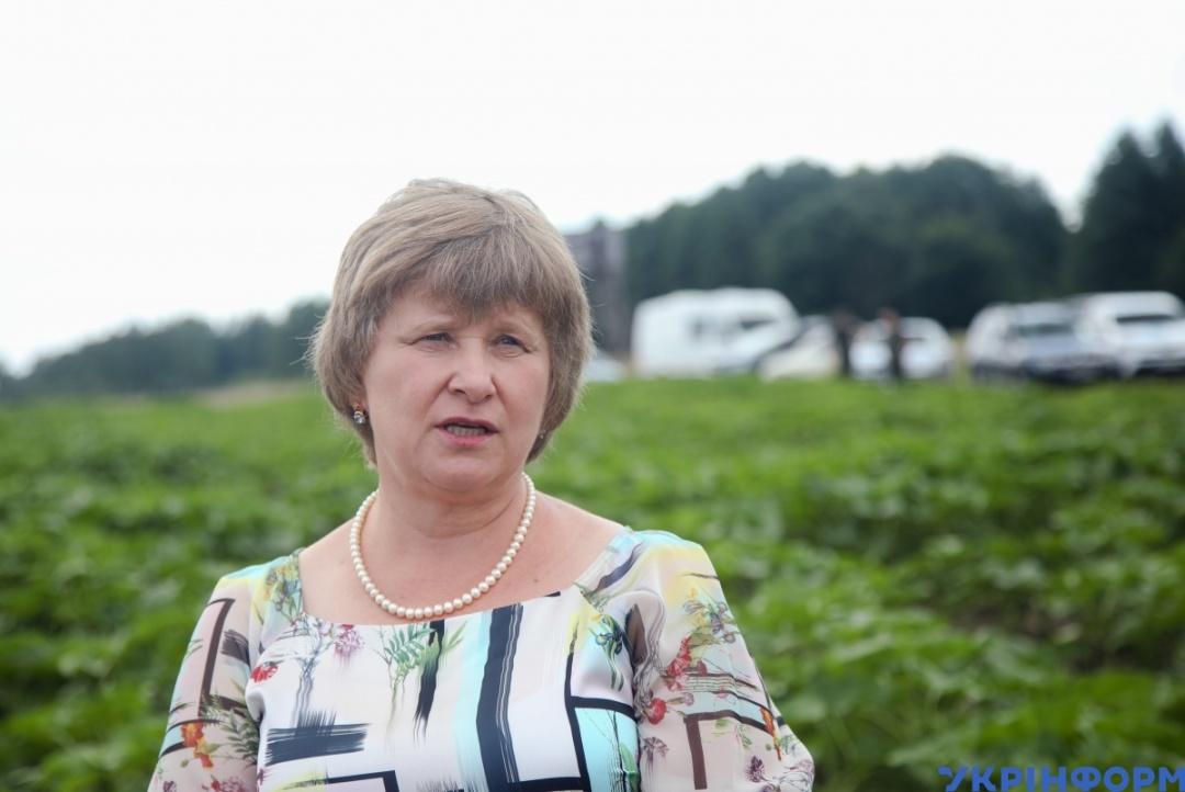 Лідія Бученко
