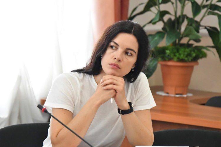 Олена Галагуза