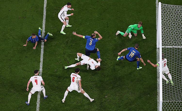 Переможніакорди фінальної гри Італії й Англії та Євро-2020
