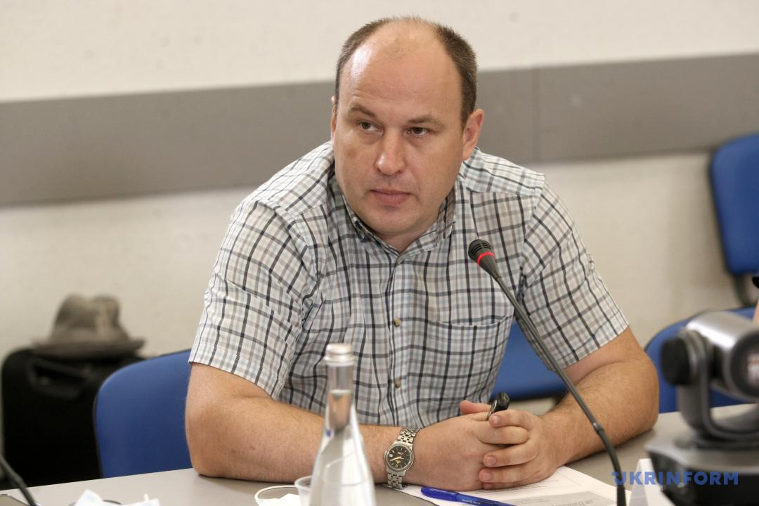 Олег Сторчоус