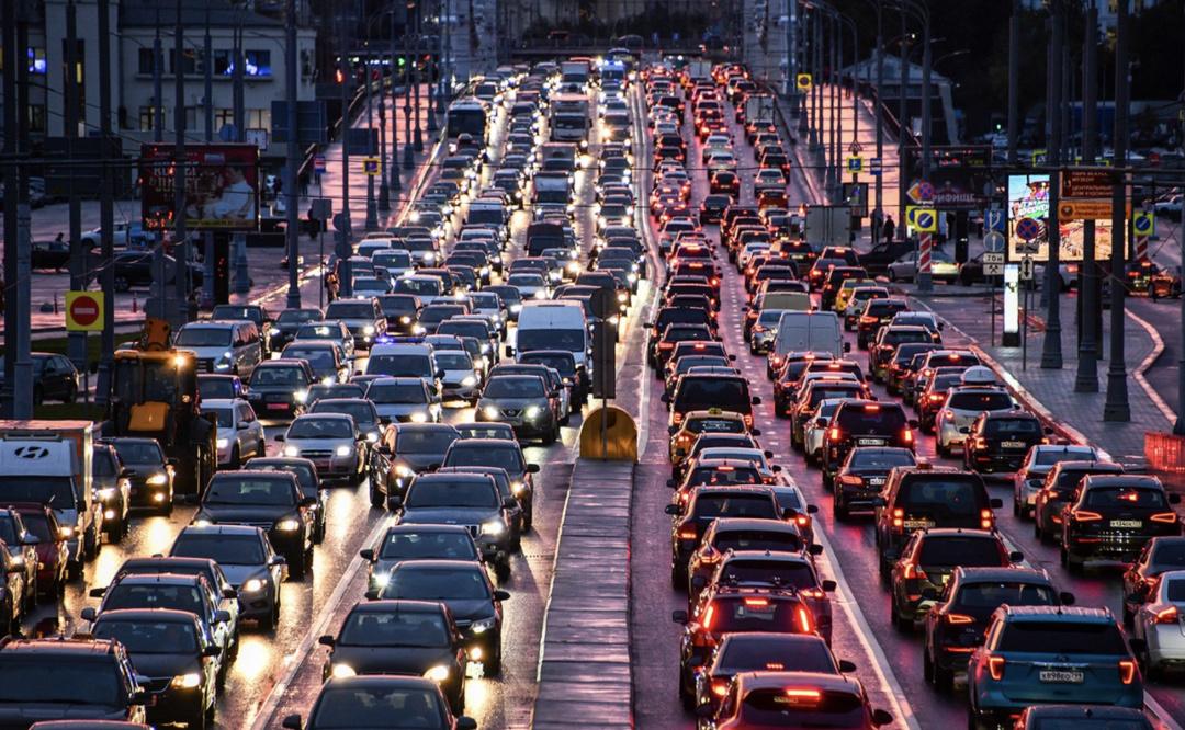 Київські транспортні затори