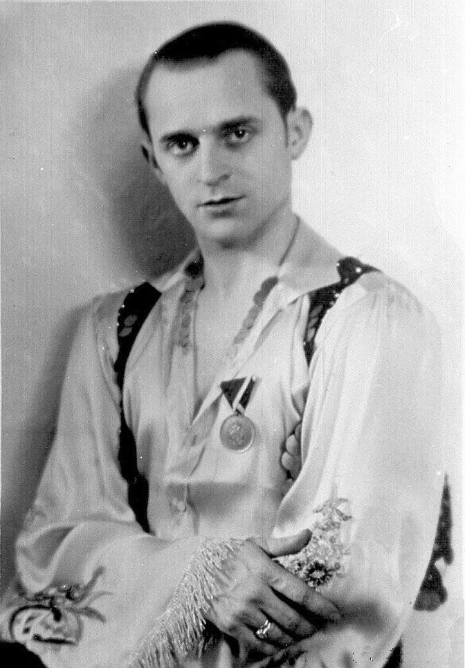 молодий Петро Лещенко 1