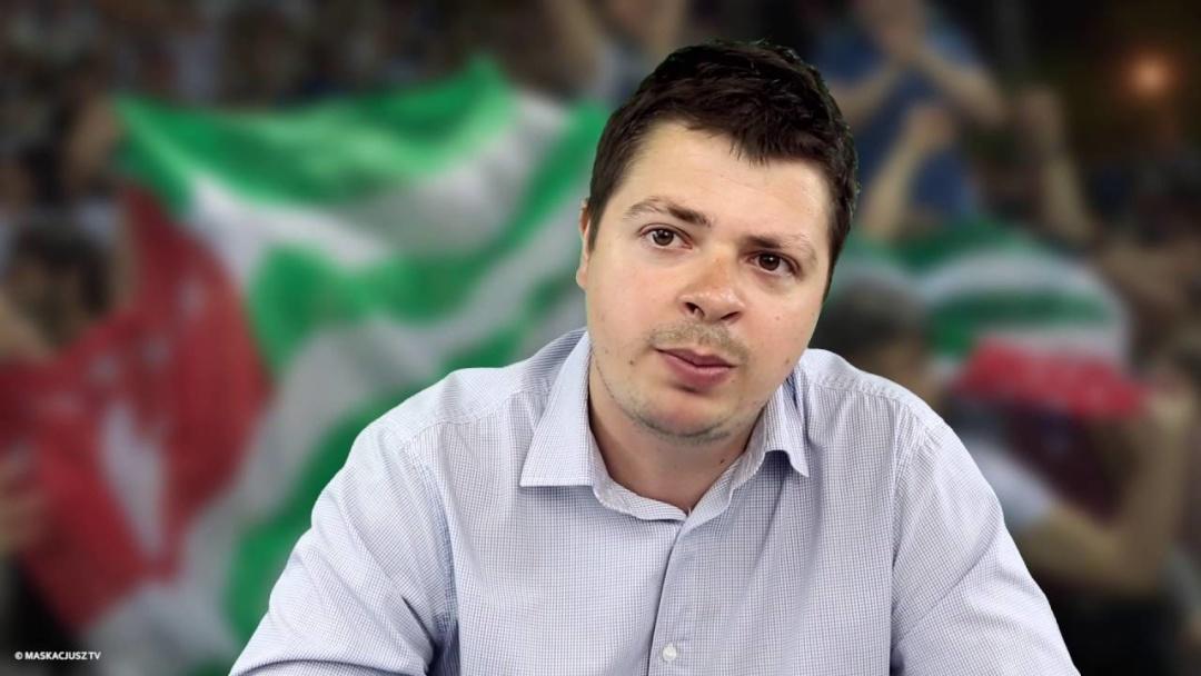 Томаш Ляховський / Фото: Maskacjusz TV