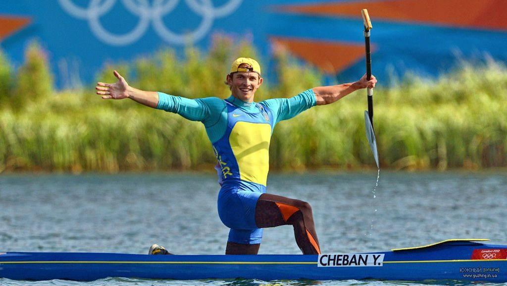 Юрій Чебан щойно виграв друге олімпійське золото