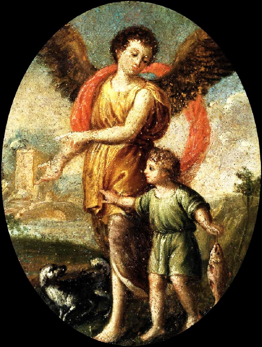 """5-""""Товій з ангелом"""", 1791 р."""