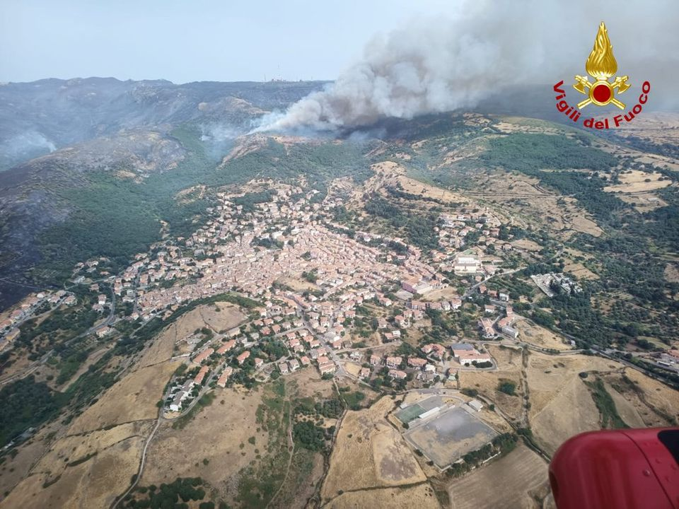 Фото: Italian fire service