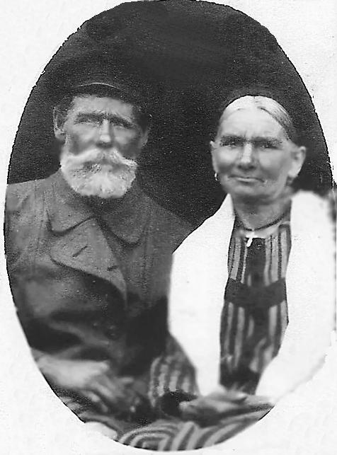 батьки Роман Костянтинович та Ганна Федорівна Гмирі