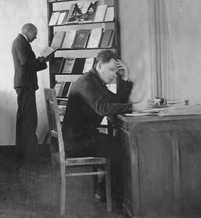 студент Харківського інженерно-будівельного інституту,  1930-1935 рр.