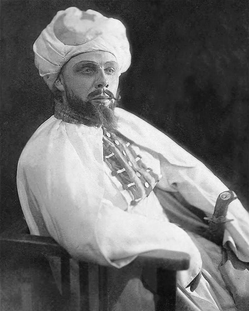 """Султана уУ ролі """"Запорожці за Дунаєм"""", 1937 р."""