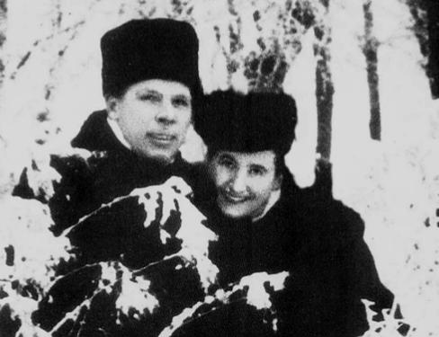 Борис та Віра Гмирі