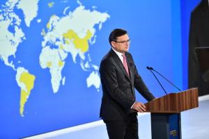 Крымская платформа: Кулеба назвал четыре тематические панели саммита