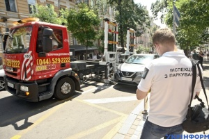 День з інспектором з паркування, або Як оштрафувати Павла Зіброва на Хрещатику