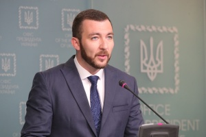 Зеленський не зустрічався з Чаусом - прессекретар Президента