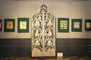 Срібні врата Мазепи, побачені Обамою