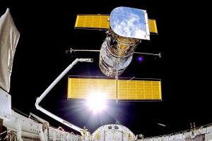 Hubble показав спіральну галактику в сузір'ї Годинник