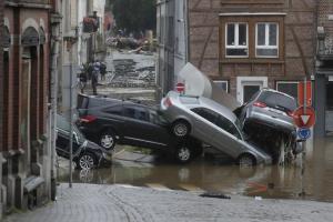 У Бельгії кількість загиблих через повінь зросла до 41