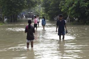 Зливи на півдні Індії забрали десять життів