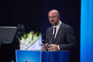 Charles Michel : L'UE s'engage à investir 2,3 milliards d'euros dans l'économie des pays du Trio associé