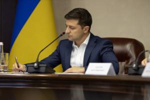 Präsident setzt Beschluss des Verteidigungsrats über Vertiefung der Integration der Ukraine in die NATO in Kraft